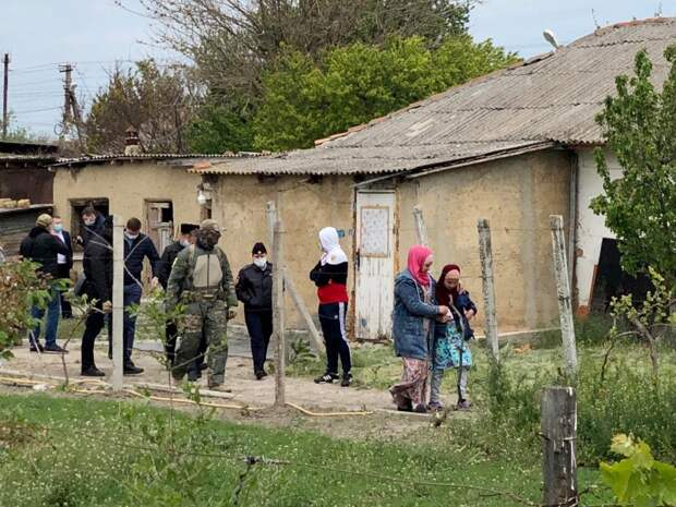 Силовики Крыма ликвидировали исламского радикала из Узбекистана