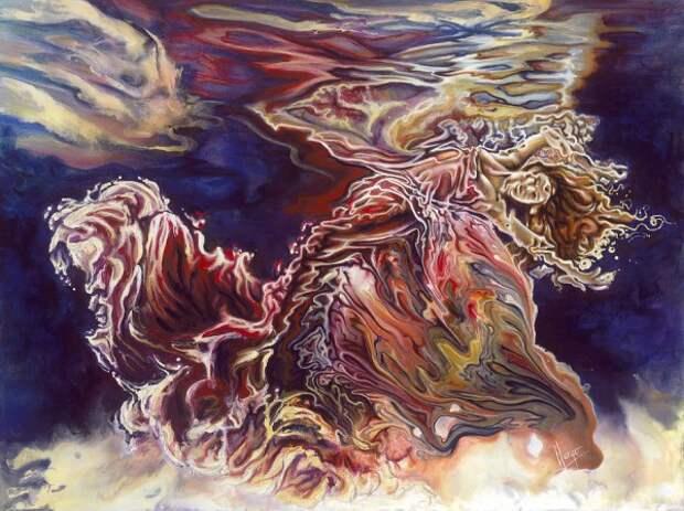 дождь в картинах Karina-Llergo-Salto15