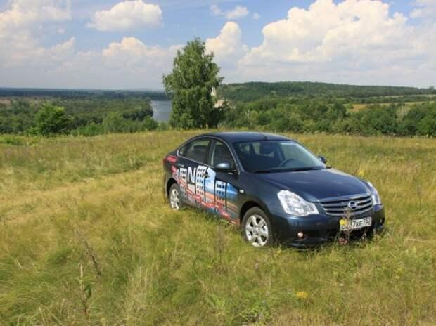 Nissan Almera: почти Logan, но лучше