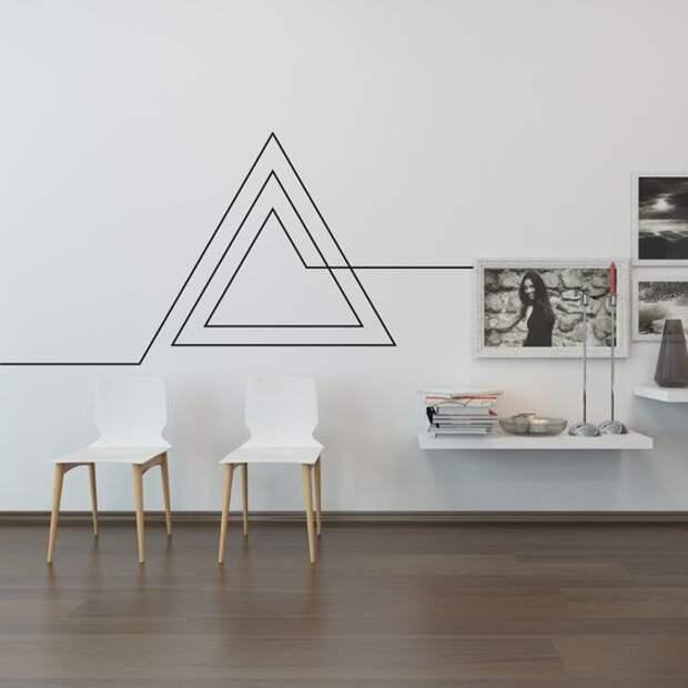 Кабельный треугольник