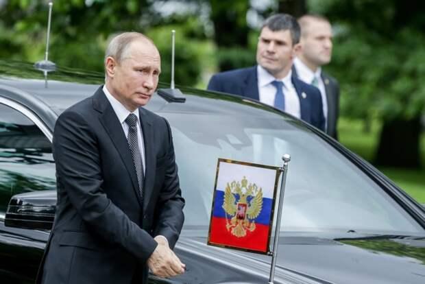 Андрей Нальгин. Из жизни охраны Путина: страшный провал и страшное открытие