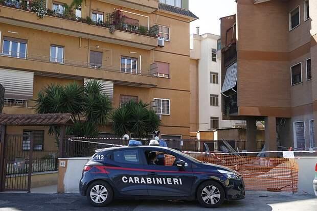 Двое детей погибли при стрельбе под Римом