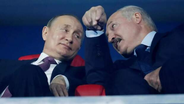 Лукашенко рассказал о своём личном отношении к Путину
