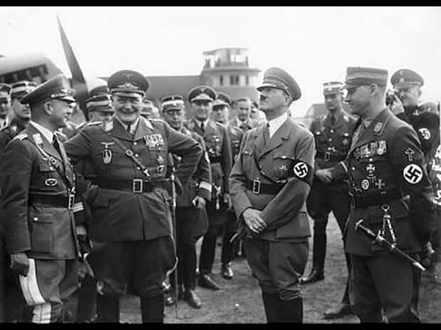 Гитлер использовал тайные знания Атлантов