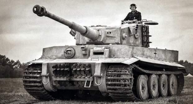 Тигр, Пантера, Т34 — сравнение лучших танков