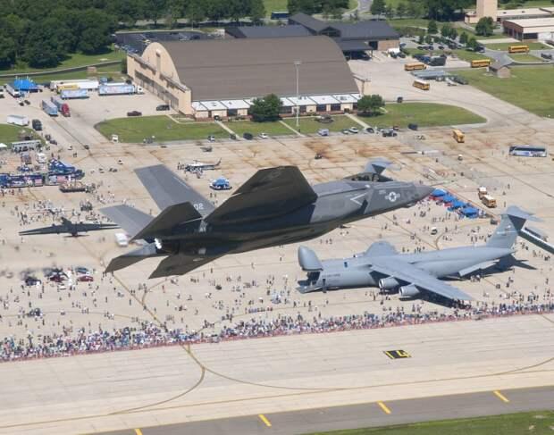 Компания Локхид Мартин оправдывается за рост стоимости F-35