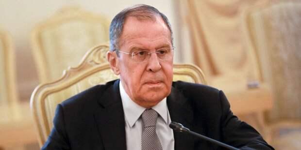 Лавров: «Россия, разумеется, не оставит Белоруссию в беде»