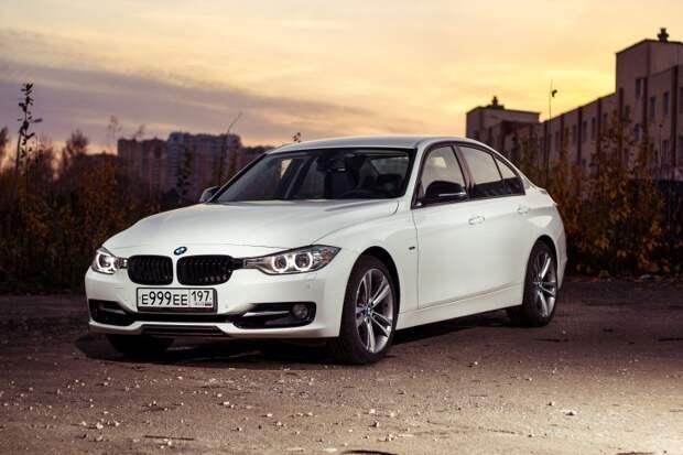 Основные достоинства BMW 3 Series