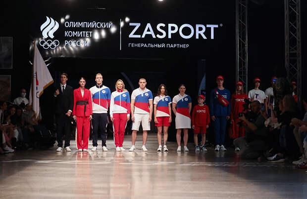 МОК одобрил дизайн формы российской команды для Олимпиады в Токио