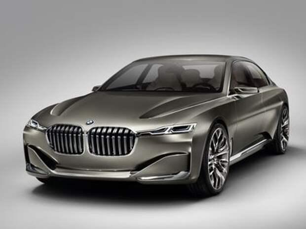 Да придет «девятка»: BMW готовит ответ на Mercedes-Maybach