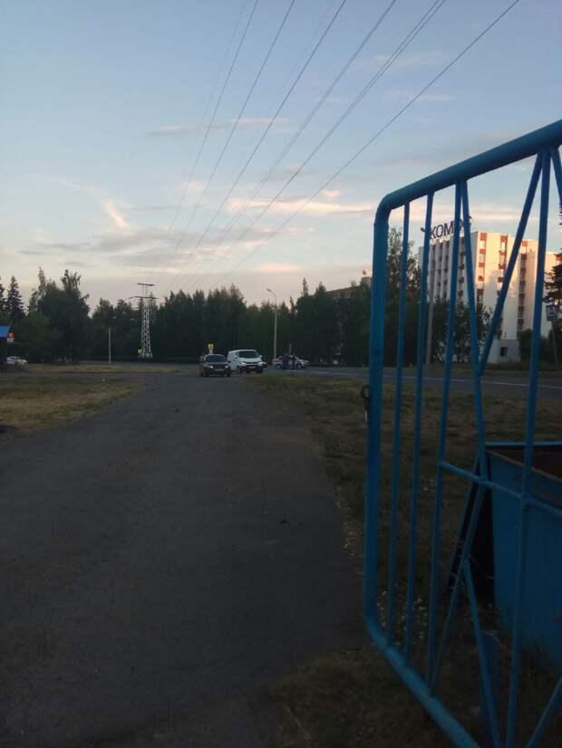 Жители Ижевска пожаловались на запах хлора вблизи городского пруда