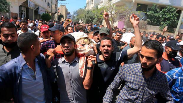 Мир снова говорит о Палестине