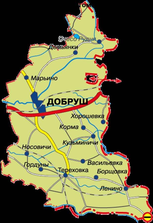 Белым обозначена Российская территория. источник:Яндекс.Картинки