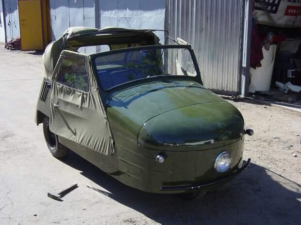 Что сейчас производит Серпуховский автозавод, где выпускали «инвалидку»