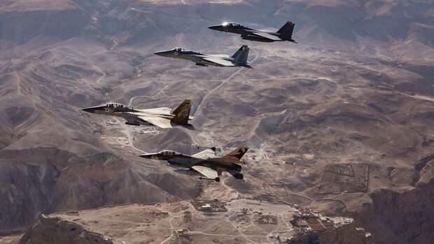 Новые удары израильских ВВС по городам сектора Газа унесли жизни еще троих человек