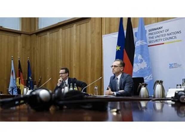 Поход Германии на Россию в ООН