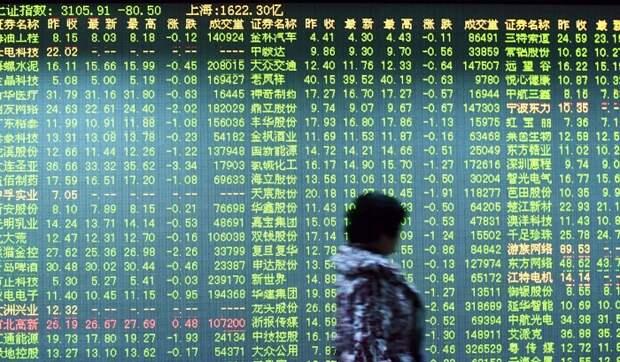 Оценка активов Китая — непростая задача после убытков в $1 трлн
