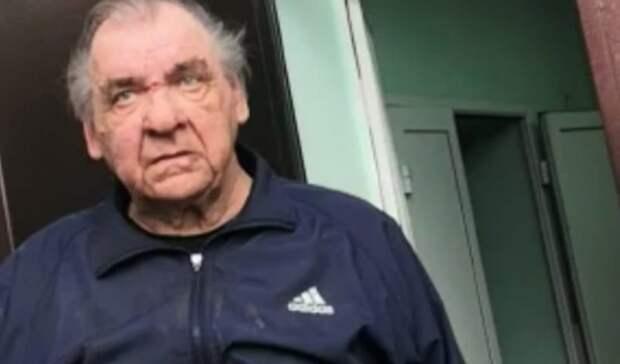 В Оренбурге разыскивают пенсионера, который ушел из больницы и пропал