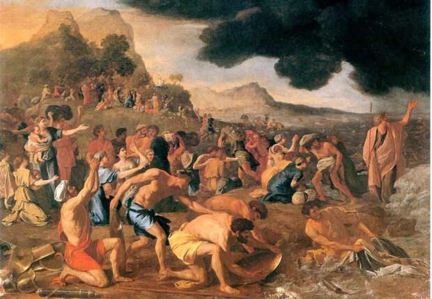Почему Моисей водил евреев по пустыне целых 40 лет? Куда они так долго шли?