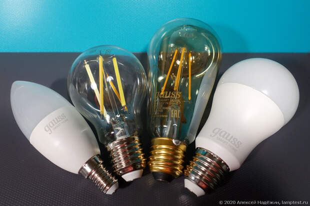 Чем умные лампы Gauss отличаются от остальных