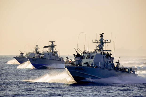 «Предположительно подводная лодка»: ЦАХАЛ что-то уничтожил