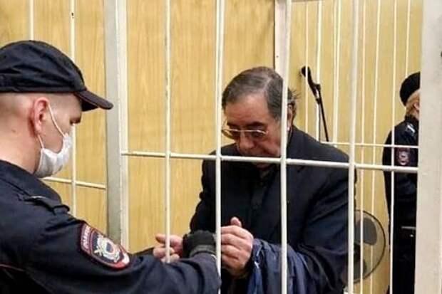 Цивин заявил о готовности «отсидеть», если докажут его вину