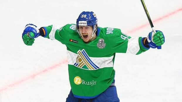«Салават Юлаев» в овертайме добыл победу над «Трактором». Счет в серии сравнялся