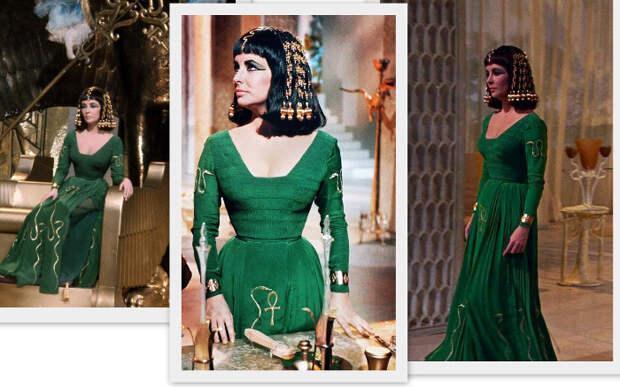 У кого зеленее... наряды в кино