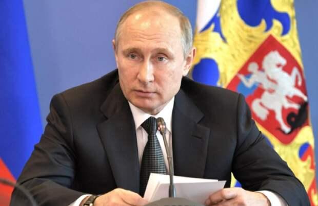 Путин разрешил кризис, державший мир в напряжении 2 недели