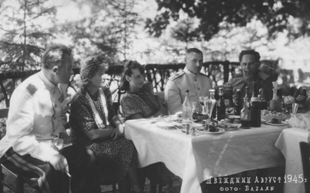 Минобороны показало архивные кадры полководцев Великой Отечественной войны