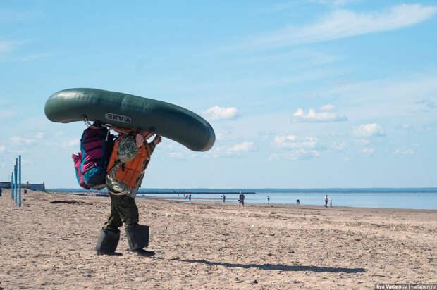 7 самых СЕВЕРНЫХ пляжей России