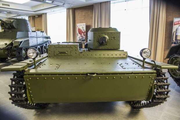 Итоги рассказы об оружии, страницы истории, танк Т-38