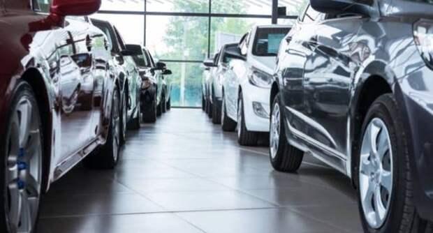 В Башкирии в марте сократились продажи автомобилей
