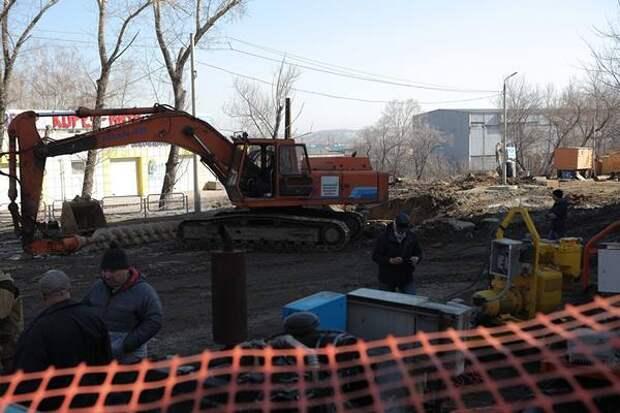 Власти Челябинска рассказали оходе ликвидации коммунальной аварии наКуйбышева