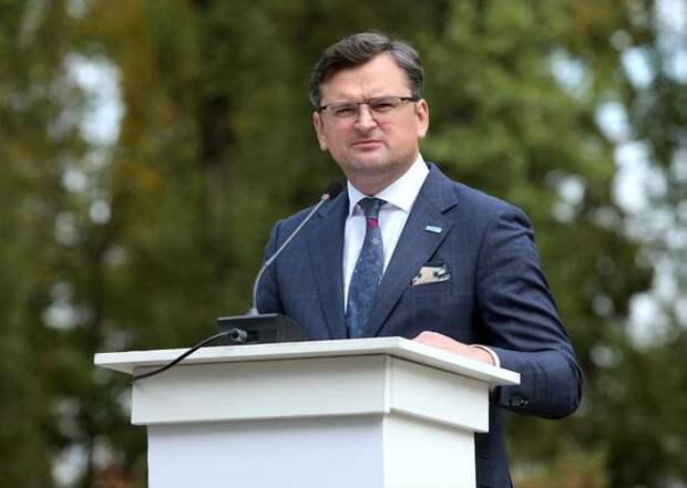 Глава МИД Украины Кулеба заявил, что Россия может совершить «ползучую аннексию» Азовского моря