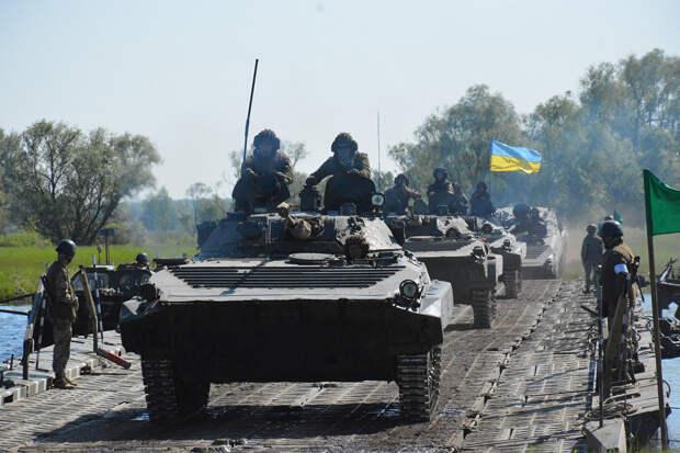 ВСУ обстреляли западные окраины Донецка