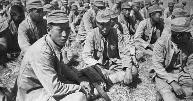 Что говорили японские военнопленные о русских женщинах