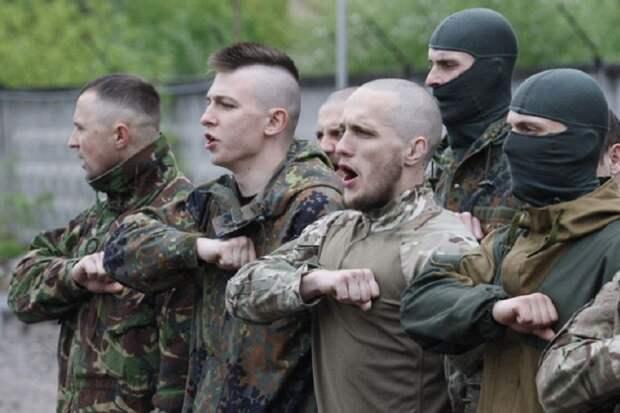 На Украине подготовят штурмовиков по типу нацистских СА