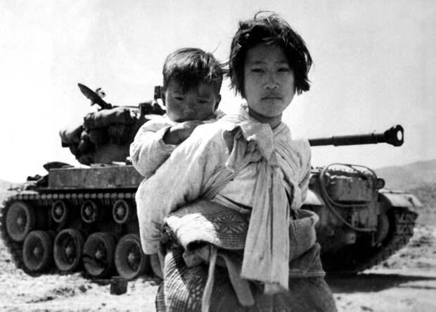 images36 46 впечатляющих снимков Корейской войны