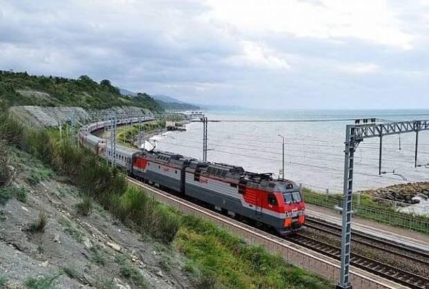 Круизный поезд «Жемчужина Кавказа» из Москвы будет курсировать до 25 сентября