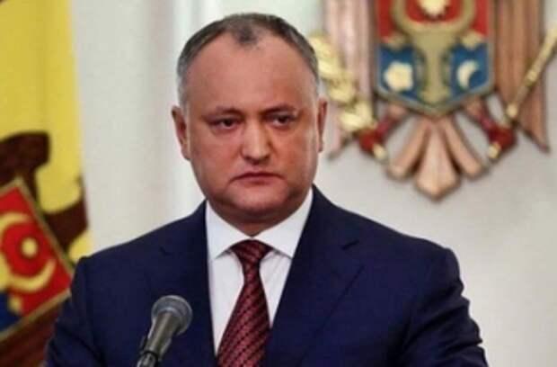 Додон: Военных баз НАТО в Молдове не будет
