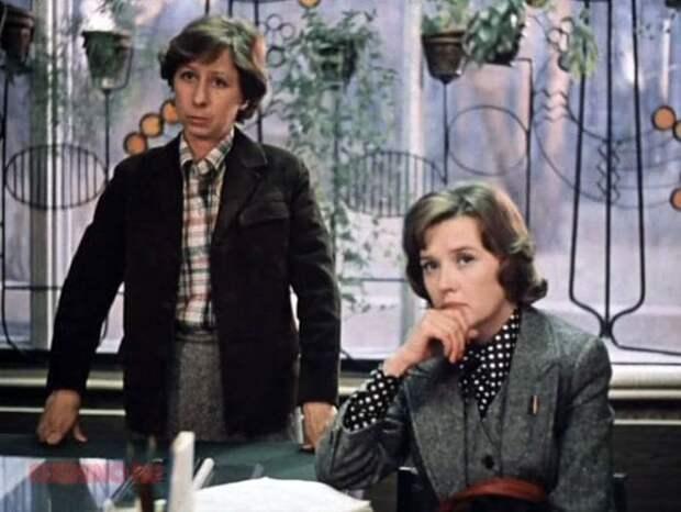Кадр из фильма *Москва слезам не верит*, 1979 | Фото: kino-teatr.ru