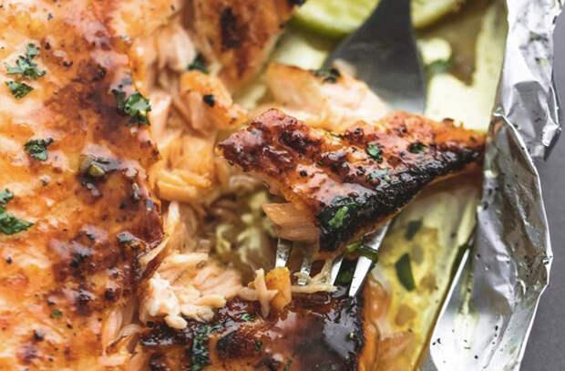 Ужин в фольге: 6 потрясающих идей