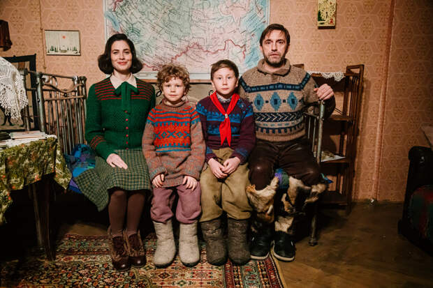 Ла-Ла-Ла-Ла Ленд: репортаж со съемок «Чука и Гека» с Юлией Снигирь и Владимиром Вдовиченковым