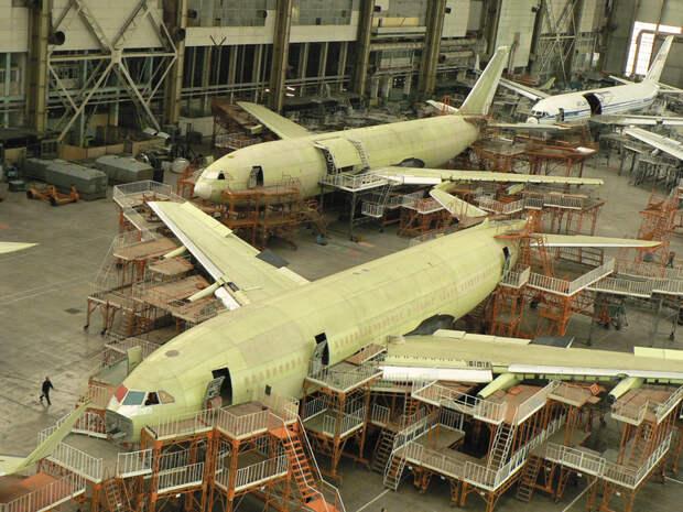 Поставки модернизированного Ил-96 начнутся в 2025 году