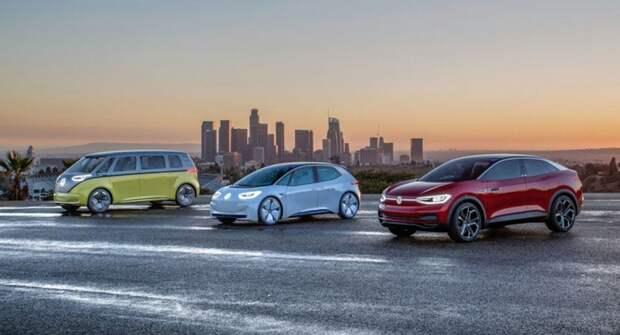Volkswagen улучшает годовой прогноз по продажам на фоне дефицита полупроводников