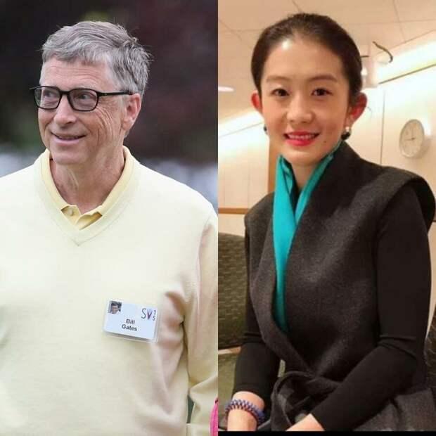 Китайская переводчица отрицает свою роль в разводе Билла и Мелинды Гейтс; говорит, что она «невиновна»