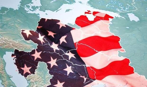 Америка – реальный автор проекта «Троеморье»