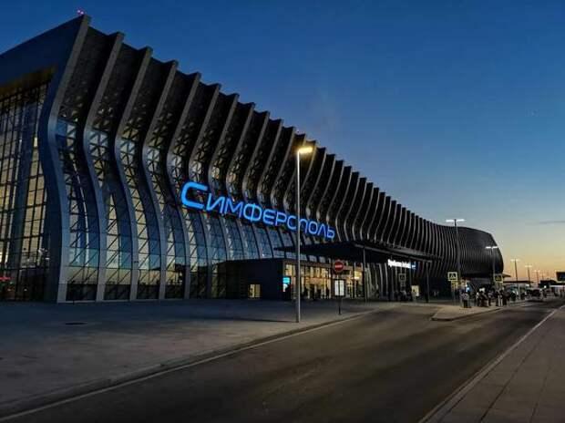 С крымского аэропорта снимут всю крышу, но все головы останутся на месте
