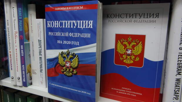 """""""Мы - другие..."""": русские имеют право отстаивать традиционные ценности в Основном законе - Шафран"""